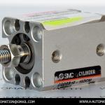 CYLINDER MODEL:CDQSB16-15DCM-F9BVZ [SMC] สินค้าใหม่