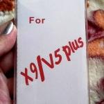 TPU ใส 0.5 (ใช้กับงานสรีนได้) VIVO V5 Plus(X9)