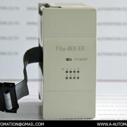 PLC MODEL:FX2N-8EX-ES/UL [MITSUBISHI]
