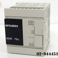 Plc Mitsubishi Model:FX3S-20MT/ESS (สินค้าใหม่)
