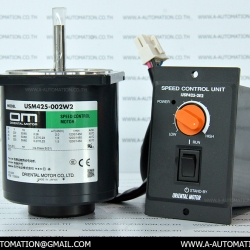 SPEED CONTROL +MOTOR MODEL:US425-002E2 [ORIENTAL MOTOR]