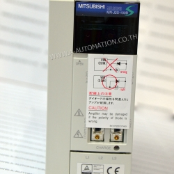 AC SERVO MODEL:MR-J2S-100B [MITSUBISHI]