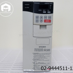 Inverter Mitsubishi Model:FR-A520-0.4K-37 (สินค้าใหม่)