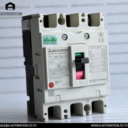 BREAKER MODEL:NF125-SV,3P 16A [MITSUBISHI]