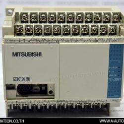PLC MODEL:FX1S-30MT-D [MITSUBISHI]