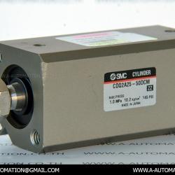 CYLINDER MODEL:CDQ2A25-50DCM,NB [SMC] สินค้าใหม่