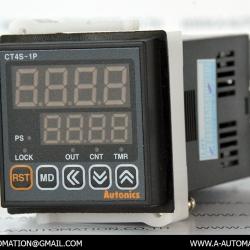COUNTER/TIMER MODEL:CT4S-1P2 [AUTONICS]