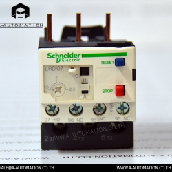 OVERLOAD RELAY MODEL:LRD07 [TELE]