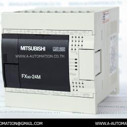 PLC MODEL:FX3G-24MR/ES-A [MITSUBISHI]