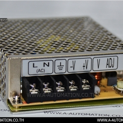 POWER SUPPLY MODEL:NES-50-24 [MEAN WELL]