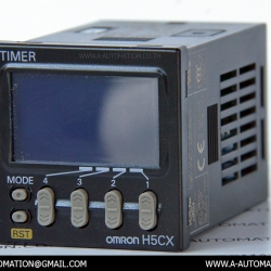 TIMER MODEL:H5CX-L8-N [OMRON]