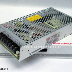 POWER SUPPLY MEAN WELL MODEL:RS-150-24