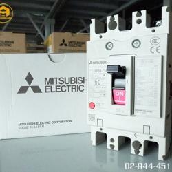 Breaker Mitsubishi Model : NF63-CV