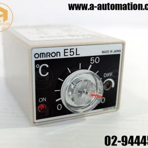 ขายTemperature Omron Model:E5L-AX4 (สินค้าใหม่)