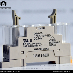 SOCKET MODEL:P7SA-10F-ND [OMRON]