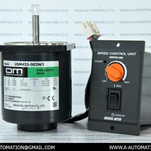 SPEED CONTROL +MOTOR MODEL:US425-002E2 [ORIENTAL MOTOR]