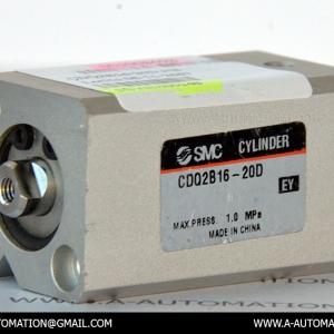 CYLINDER MODEL:CDQ2B16-20D [SMC] สินค้าใหม่