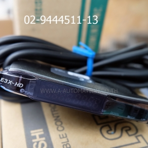 Fiber Sensor Omron Model:E3X-HD11 (สินค้าใหม่)