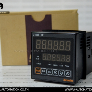 Counter Autonics Model:CTM-1P4