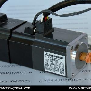 AC SERVO MOTOR MODEL:HC-MFS13B [MITSUBISHI]