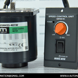 SPEED CONTROL+ MOTOR MODEL:US425-401U [ORIENTAL MODEL]