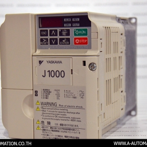 INVERTER MODEL: CIMR-JA4A0007BAA [YASKAWA]