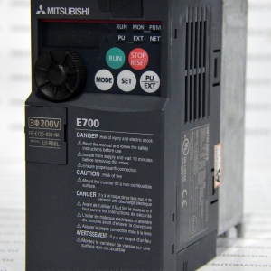 INVERTER MODEL:FR-E720-030-NA [MITSUBISHI]