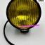 ไฟหน้า โคมไฟหน้า แต่ง มอเตอร์ไซด์ ใช้ได้ทั่วไป 5นิ้ว NO.HL05001 เลนส์กระจก แบน มี 2 สี เลนส์ใส เลนส์เหลือง thumbnail 3