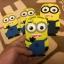 ซิลิโคนตูนสีเหลือง iphone5/5s thumbnail 1