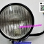 ไฟหน้า โคมไฟหน้า แต่ง มอเตอร์ไซด์ ใช้ได้ทั่วไป 5นิ้ว NO.HL05001 เลนส์กระจก แบน มี 2 สี เลนส์ใส เลนส์เหลือง thumbnail 2