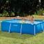 สระว่ายน้ำสำเร็จรูป Size 10 ฟุต Metal Frame thumbnail 1