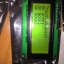 LCD Character Display 20x4 (Green) with I2C Serial interface Board thumbnail 1