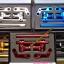 แฮนด์ ชุดแฮนด์ ชุดแฮนด์แต่ง ROBOT V1 PCX MSX GROM DEMON KSR ZOOMER CENTURE SONIC DASH FINO ทอง แดง ดำ เงิน น้ำเงิน thumbnail 1