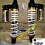 โช้คหลัง GAZI รุ่น HYPER X HONDA PCX PCX125 PCX150 ALL NEW 2014 N-MAX AIRBLADE โช้คแต่ง แก๊ส กระปุกบน เนื้องานอลูมิเนียม ความยาว 320mm ปรับความสูงได้ ปรับค่าสปริงได้ thumbnail 7