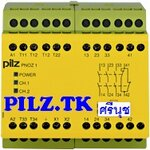PilZ 775600 PNOZ 1 24VAC 3n/o 1n/c LiNE iD : PILZ.TK